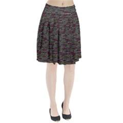 Full Frame Shot Of Abstract Pattern Pleated Skirt