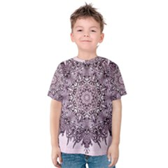 Sacred Art Shaman Shamanism Kids  Cotton Tee