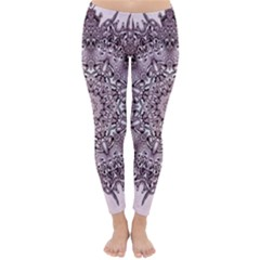 Sacred Art Shaman Shamanism Classic Winter Leggings