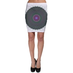 Pattern District Background Bodycon Skirt