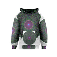 Pattern District Background Kids  Pullover Hoodie
