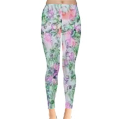 Softly Floral A Leggings