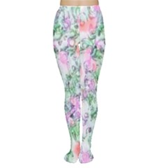 Softly Floral A Women s Tights