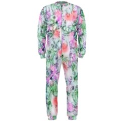 Softly Floral A OnePiece Jumpsuit (Men)