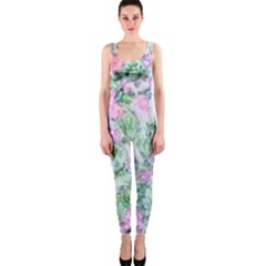 Softly Floral A OnePiece Catsuit