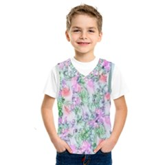 Softly Floral A Kids  SportsWear