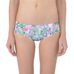 Softly Floral A Classic Bikini Bottoms