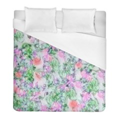 Softly Floral A Duvet Cover (Full/ Double Size)