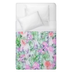 Softly Floral A Duvet Cover (Single Size)