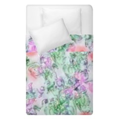 Softly Floral A Duvet Cover Double Side (Single Size)