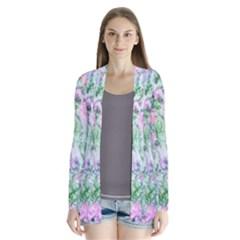 Softly Floral A Cardigans