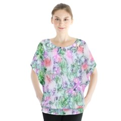 Softly Floral A Blouse