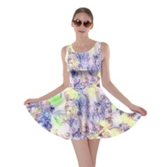 Softly Floral B Skater Dress