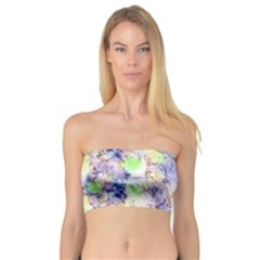 Softly Floral B Bandeau Top