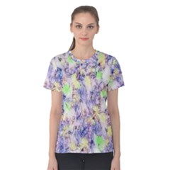 Softly Floral B Women s Cotton Tee