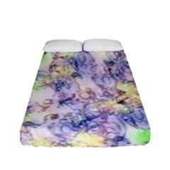 Softly Floral B Fitted Sheet (Full/ Double Size)
