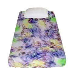 Softly Floral B Fitted Sheet (Single Size)