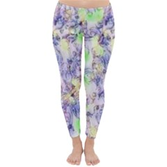 Softly Floral B Classic Winter Leggings