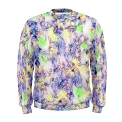 Softly Floral B Men s Sweatshirt