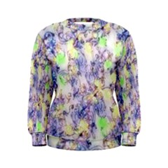 Softly Floral B Women s Sweatshirt