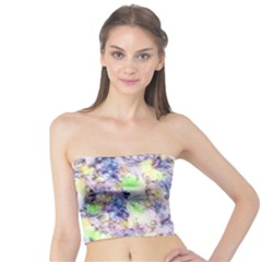 Softly Floral B Tube Top