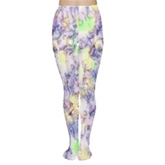 Softly Floral B Women s Tights