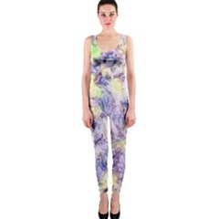 Softly Floral B OnePiece Catsuit