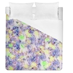Softly Floral B Duvet Cover (Queen Size)
