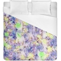 Softly Floral B Duvet Cover (King Size)