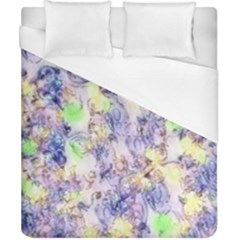 Softly Floral B Duvet Cover (California King Size)