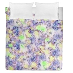 Softly Floral B Duvet Cover Double Side (Queen Size)