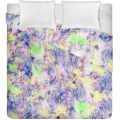 Softly Floral B Duvet Cover Double Side (King Size)