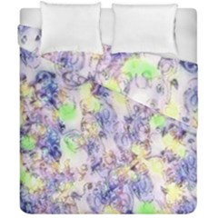 Softly Floral B Duvet Cover Double Side (California King Size)