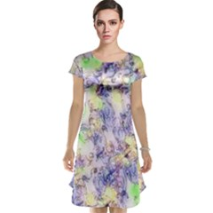 Softly Floral B Cap Sleeve Nightdress