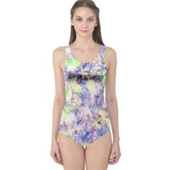 Softly Floral B One Piece Swimsuit