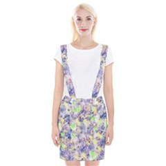 Softly Floral B Suspender Skirt