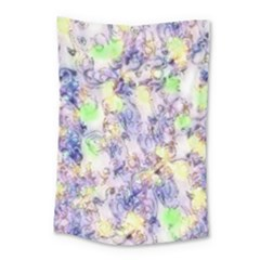 Softly Floral B Small Tapestry