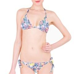 Softly Floral C Bikini Set