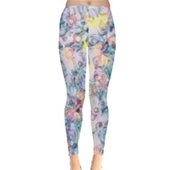 Softly Floral C Leggings
