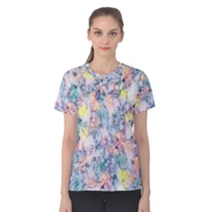 Softly Floral C Women s Cotton Tee