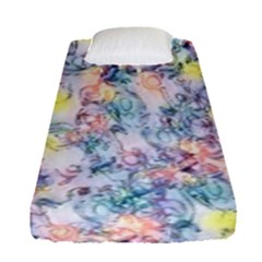 Softly Floral C Fitted Sheet (Single Size)