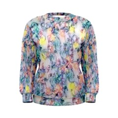 Softly Floral C Women s Sweatshirt
