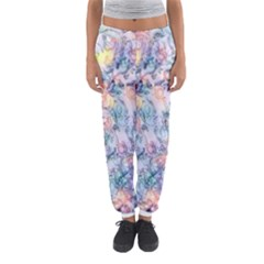 Softly Floral C Women s Jogger Sweatpants