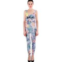 Softly Floral C OnePiece Catsuit