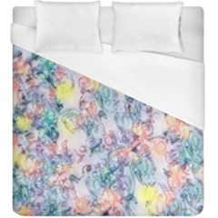 Softly Floral C Duvet Cover (King Size)