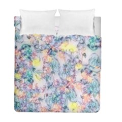 Softly Floral C Duvet Cover Double Side (Full/ Double Size)