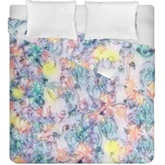 Softly Floral C Duvet Cover Double Side (King Size)