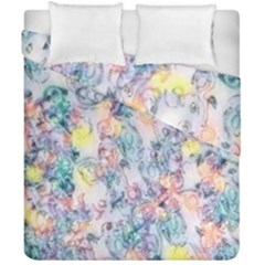 Softly Floral C Duvet Cover Double Side (California King Size)