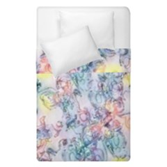 Softly Floral C Duvet Cover Double Side (Single Size)