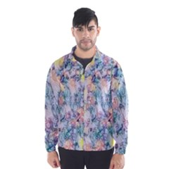 Softly Floral C Wind Breaker (Men)